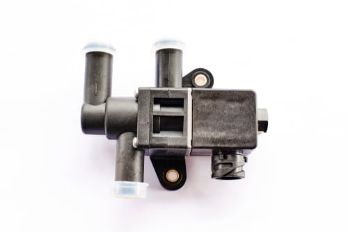 P0496 code tells that you should check the solenoid valve in your car.